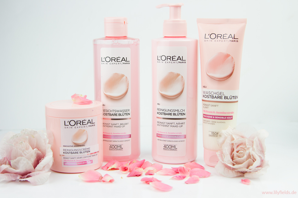 L'Oréal  - Kostbare Blüten