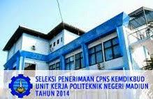 Jadwal Pendaftaran Mahasiswa Baru (PNM) Politeknik Negeri Madiun