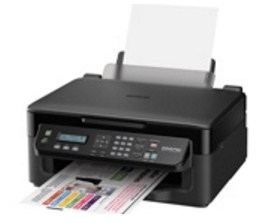 Epson WorkForce WF-2510 Driver Download