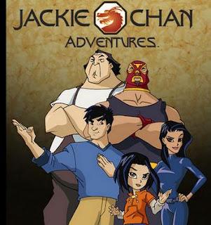 As Aventuras de Jack Chan - Completo