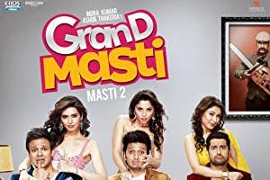 Download Grand Masti (2013) Hindi Movie 720p [1.4GB]
