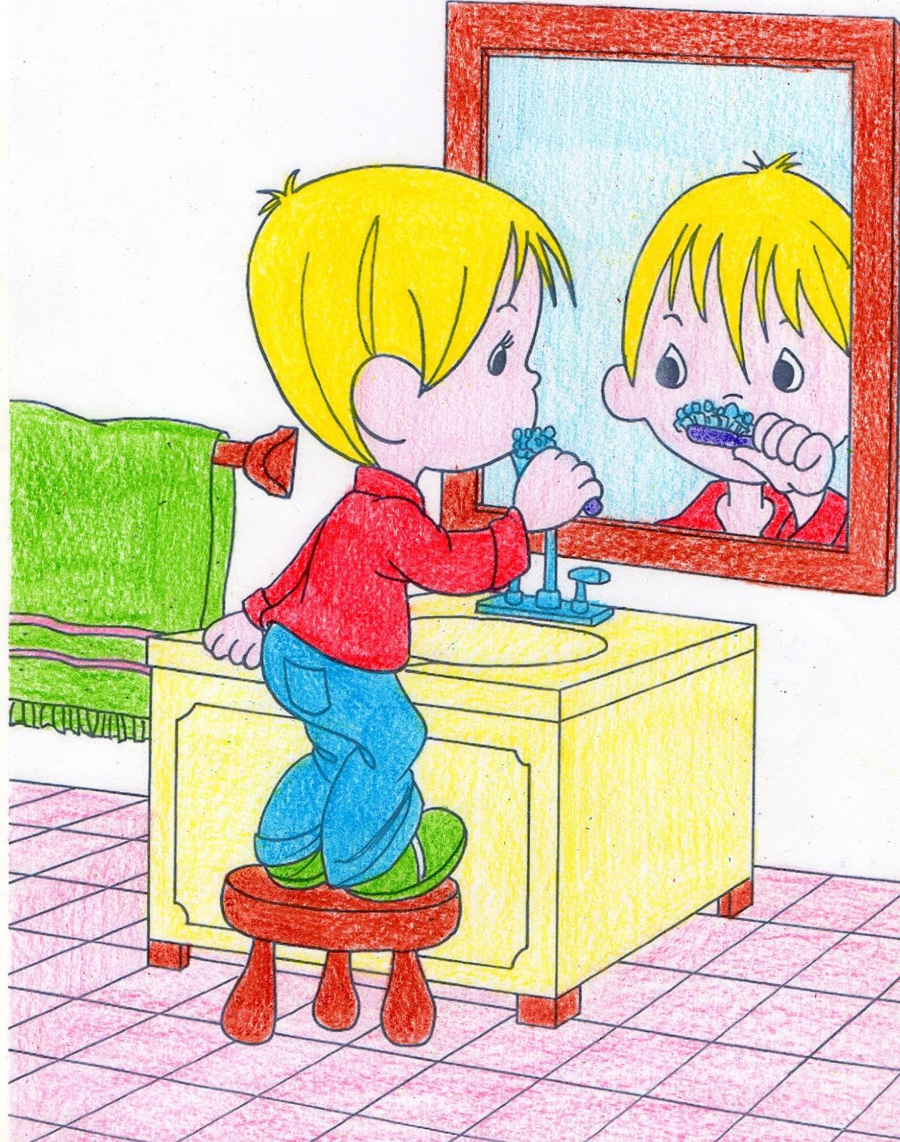 Las Palomitas: Práctica 3: Higiene en la Educación Infantil