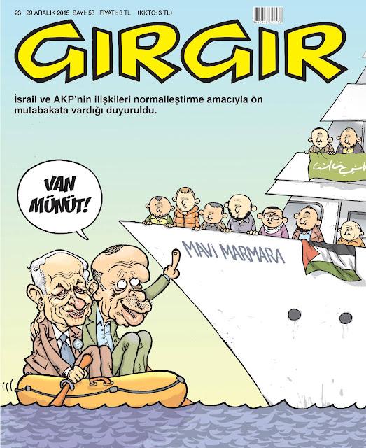 türkiye mavi marmara anlaşması