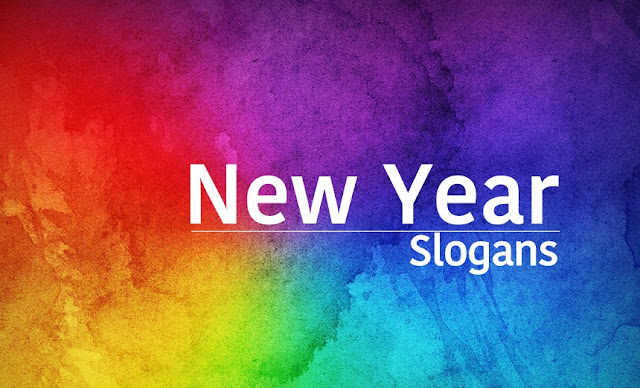 HAPPY NEW YEAR 2018 SLOGANS