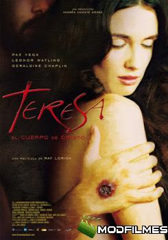 Capa do Filme Teresa O Corpo De Cristo