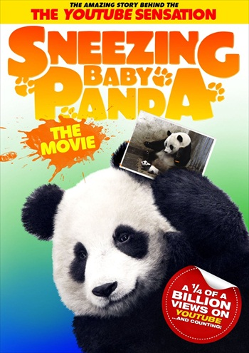 Sneezing Baby Panda The Movie 2015 Hindi Dubbed 720p WEB-DL 850mb