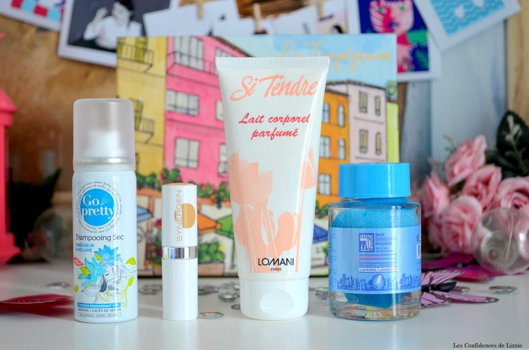 box - box beauté - box cosmétiques - box tendance