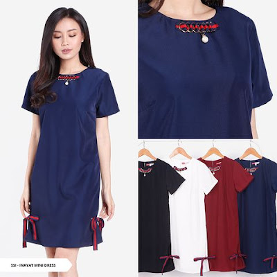 dress pita, baju dress cheongsam