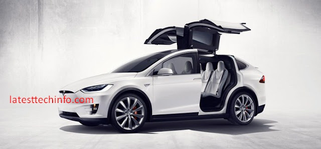 Tesla Model X- latesttechinfo-com