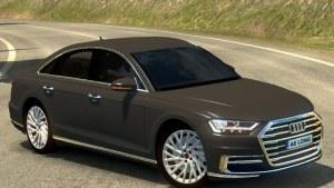 Audi A8 Car [1.30 & 1.31]
