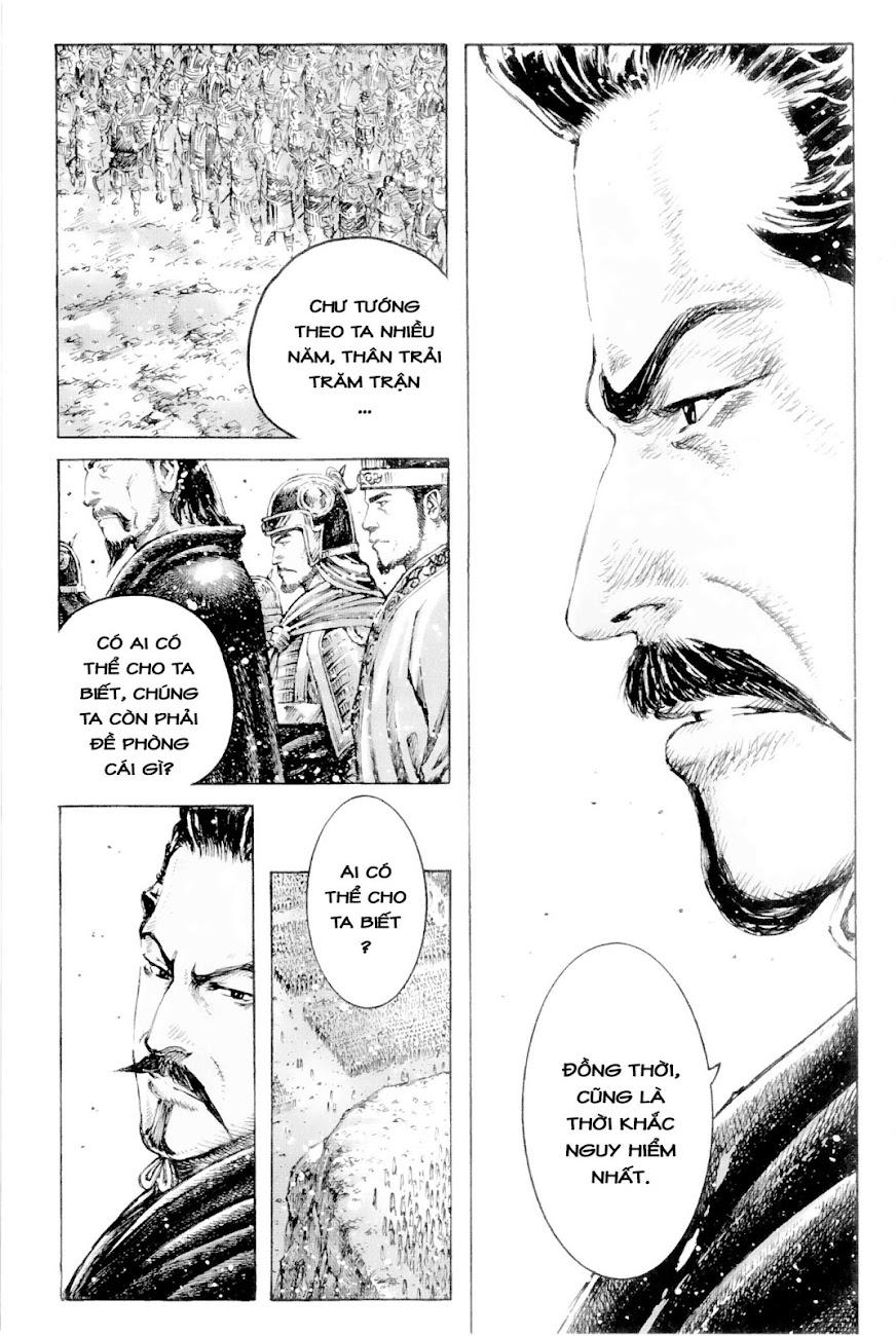 Hỏa phụng liêu nguyên Chương 419: Tối hậu nhất kích [Remake] trang 16
