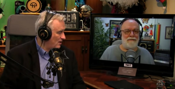 Leo Laporte And Scott Wilkinson
