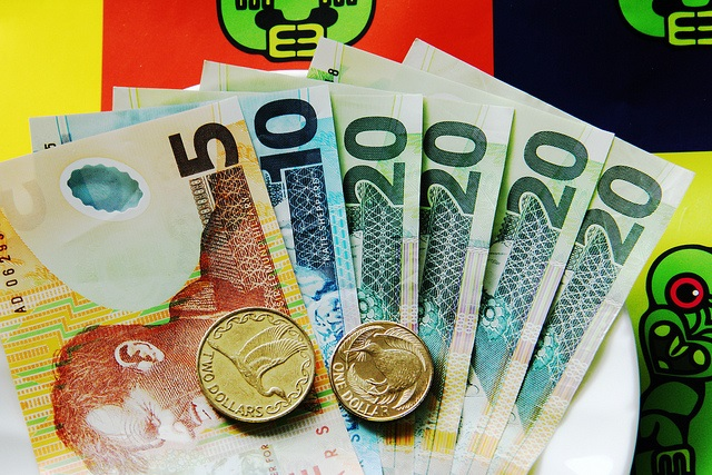New Zealand Dollar Slides to 3-Month Lows Against the USD