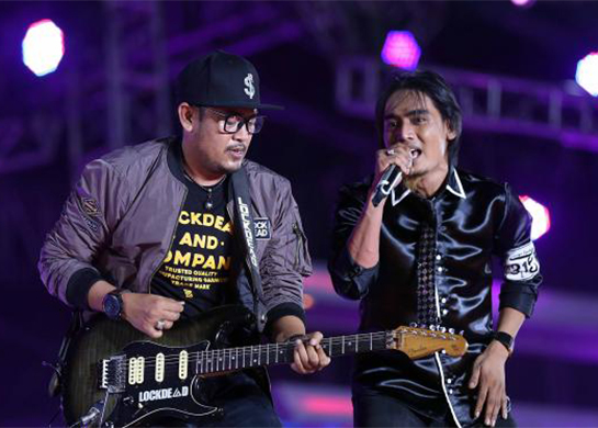 Lirik Lagu Ngumpul Ngumpul - Setia Band