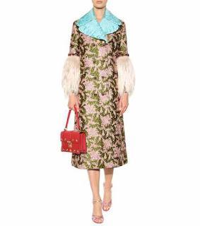 tendencia abrigo Gucci
