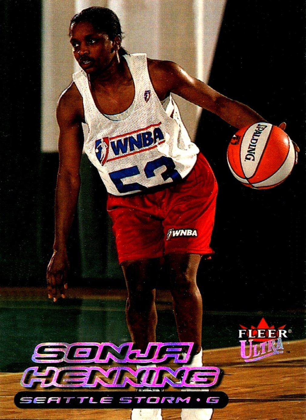 Cardboard History WNBA 20th Anniversary
