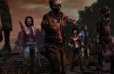Walking Dead Michonne Episode 1 PC Game Free Download