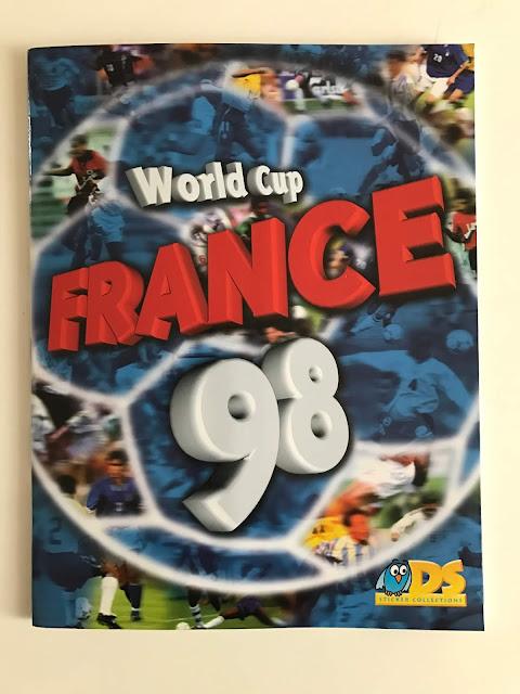 Copertina Album DS Francia '98