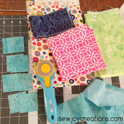 fabrics for qm100 project