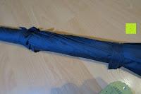 Mitte: Golf Regenschirm, Pomelo Best Automatik auf Windresistent mit 128cm Durchmesser aus robusten 190T Pongee Stockschirm geeignet für 3-4 Personen