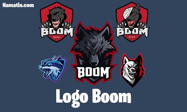 logo boom