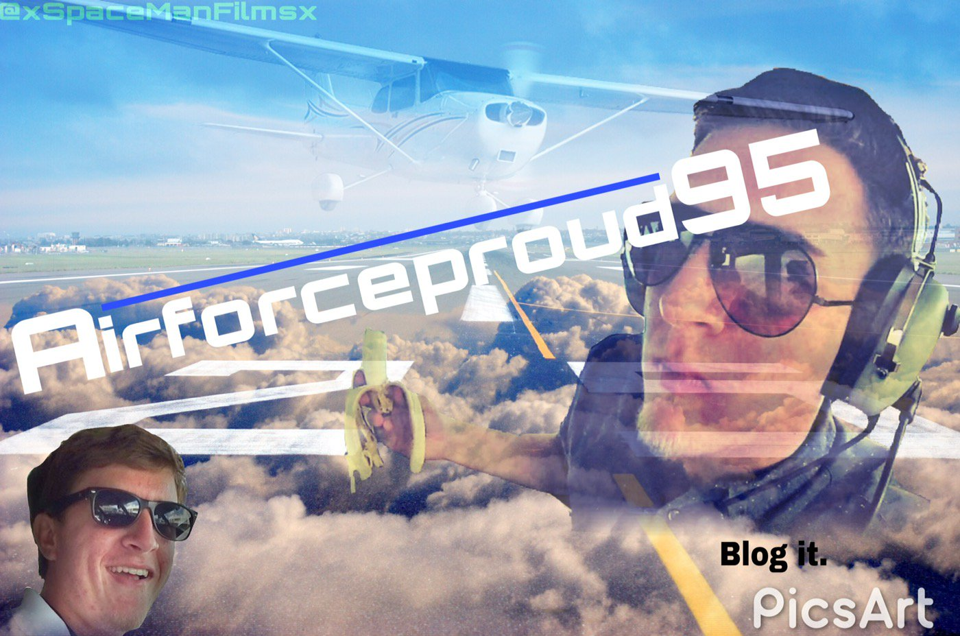 AirForceProud95 Fan Club: 2017