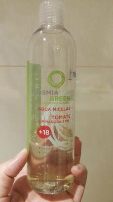 Agua Micelar Cosmia Green