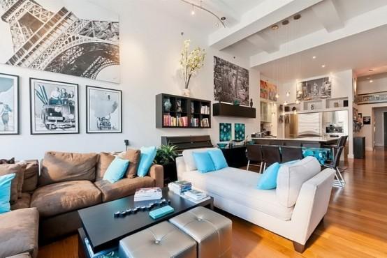 Apartamento Con Estilo Pop Art Ideas Para Decorar