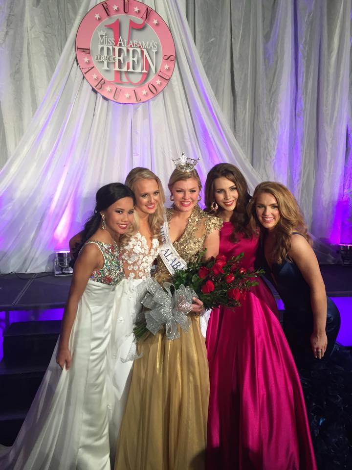 Alabama teen beauty pageants