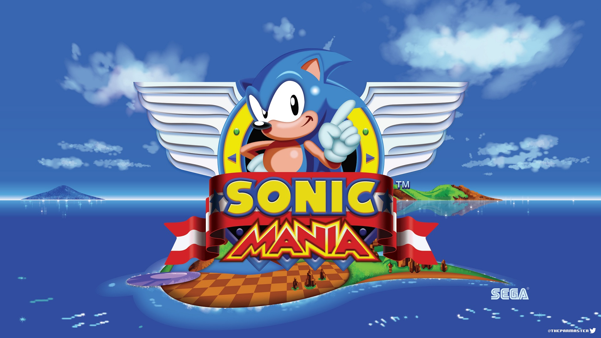 Download Sonic Mania Plus Hd Wallpapers