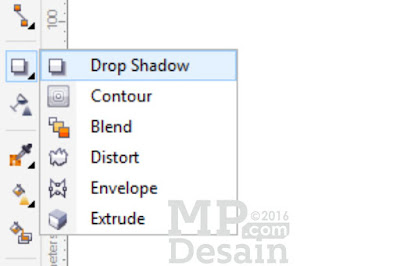 Toolbox Drop Shadow Tool