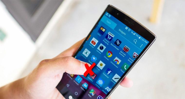 Mengatasi Touch Screen tidak Berfungsi atau Error