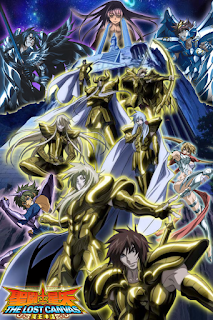 Baixar Saint Seiya: The Lost Canvas – Dublado Completo