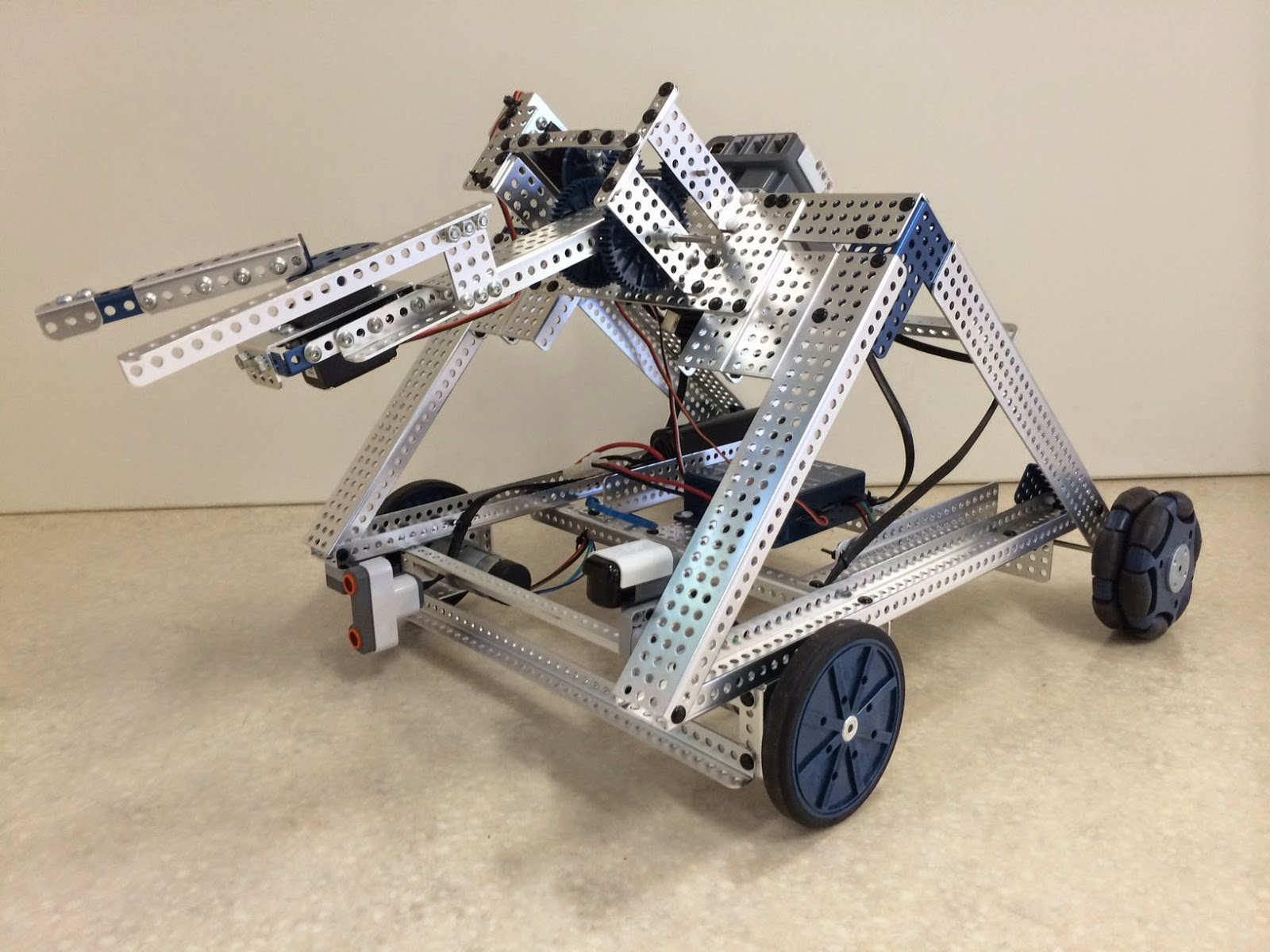 FTC PushBot Guides: Resources By Teams for Teams | FIRST Tech Challenge
