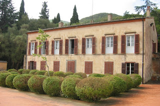 Villa San Martino was Napoleon's country house on Elba