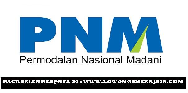 Lowongan kerja Permodalan Nasional Madani