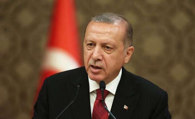Ερντογάν για Μπράνσον: Η Τουρκία δεν θα ικανοποιήσει παράνομες απαιτήσεις