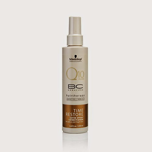 Beautify Your Hair with the BC TIME RESTORE Formula