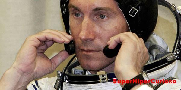 Astronauta russo é o primeiro a verdadeiramente Viajar no Tempo