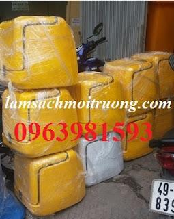 Thùng ship hàng nhanh, thùng chở hàng, thùng chở hàng sau xe máy giá rẻ