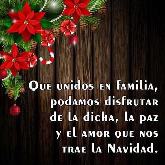 Imágenes De Navidad Con Frases Bonitas Para Whatsapp