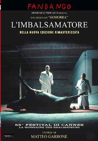 L'Imbalsamatore Blu-Ray