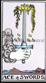 Los 4 Elementos: Espadas W