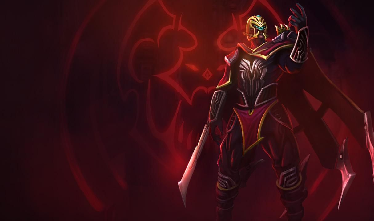 Lol Crimson Elite Talon Bilgewater Swain Lumberjack Sion In Game