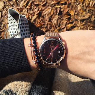 Elegante Uhr mit persönlicher Note