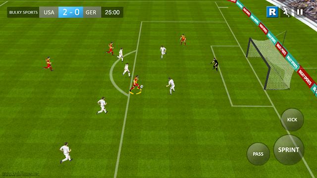 لعبة كرة قدم Score! World Goals