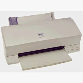 Download Epson Stylus Color 640 Ink Jet printer driver and Install guide