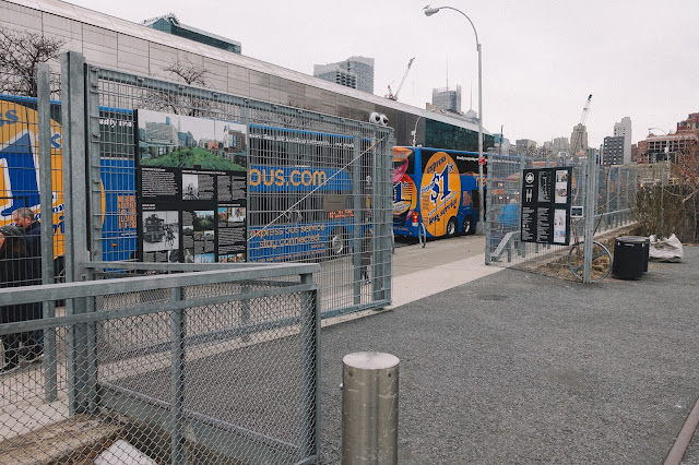 ハイライン(High Line)|ノース・エントランス(north entrance)