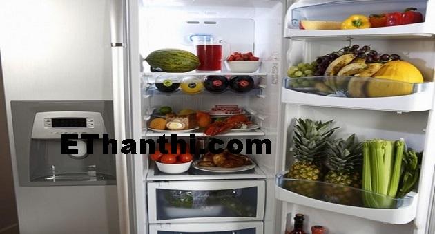 குளிர்சாதனப் பெட்டியில் எப்படி உள்ளே குளிர்ச்சியாக உள்ளது? | How cool is inside the refrigerator !