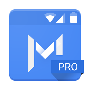 Material Status Bar PRO v10.4 RC Version